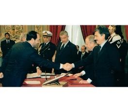 Giuramento Governo Dalem, 1998