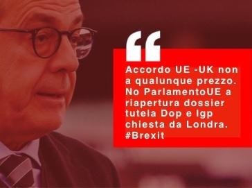 Accordo UE-Regno Unito non a qualunque prezzo