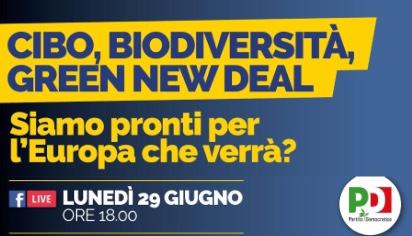 Cibo, biodiversità, green new deal. Siamo pronti per l'Europa che verra?