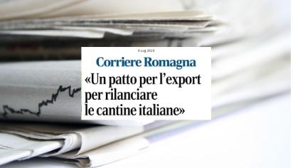 Un patto per l'export per rilanciare le cantine italiane