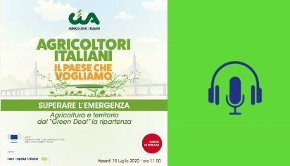 Agricoltori italiani, il paese che vogliamo