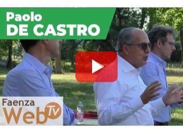 A Granarolo Faentino si parla di Europa con il candidato sindaco
