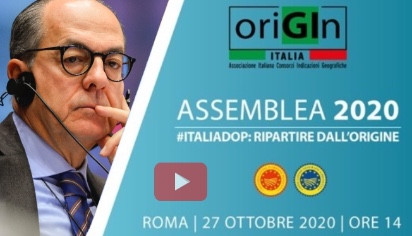 #ItaliaDop: ripartire dall'origine