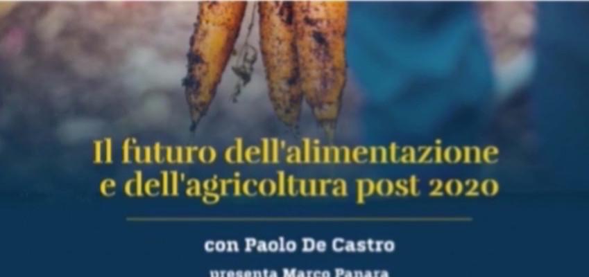 Il futuro dell'alimentazione e dell'agricoltura post 2020