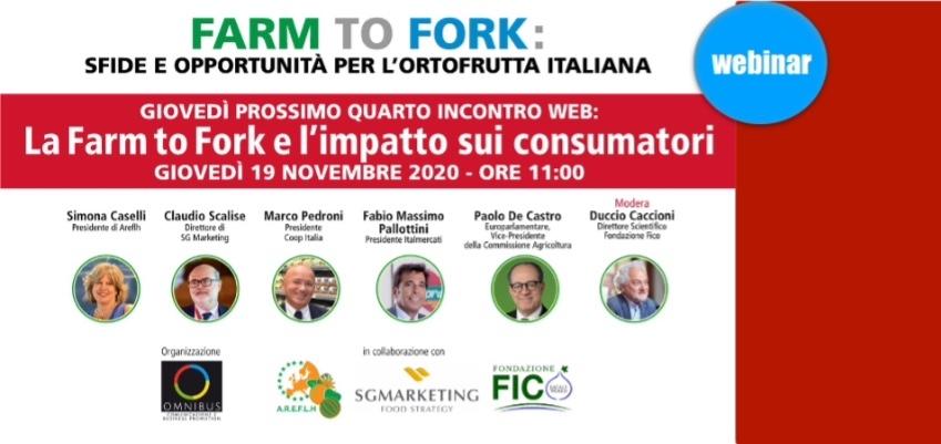 Farm To Fork: Sfide e opportunità per ortofrutta italiana
