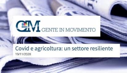 Covid e agricoltura: un settore resiliente