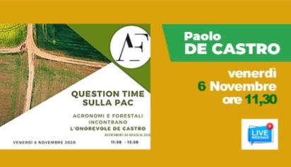Question time sulla PAC