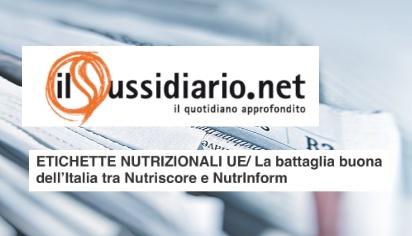Etichette nutrizionali EU. La battaglia buona dell'Italia tra Nutriscore e NutrInform