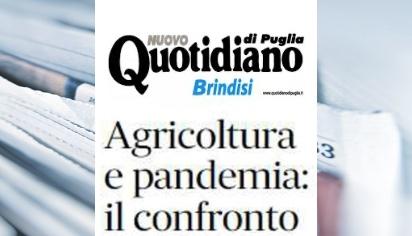 Agricoltura e pandemia: il confronto