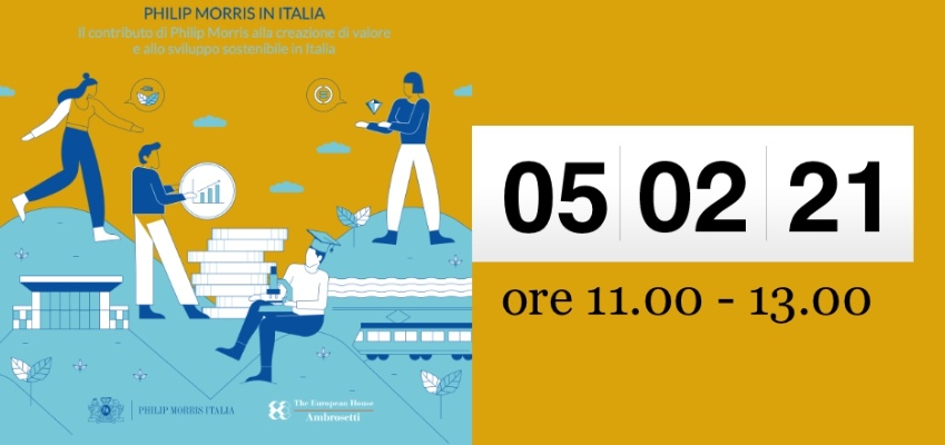 Il contributo di Philip Morris alla creazione di valore allo sviluppo sostenibile in Italia