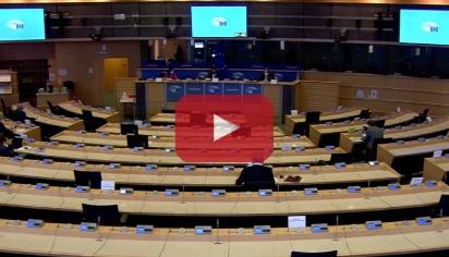 Il mio intervento durante Joint Commissione INTA-AFET su EU-UK