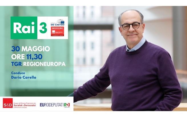 A TGR RegionEuropa il punto sul negoziato PAC