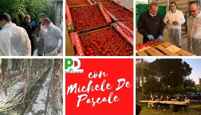A Ravenna tour delle aziende agricole