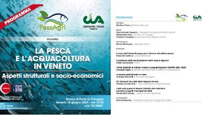 La pesca e l'acquacoltura in Veneto