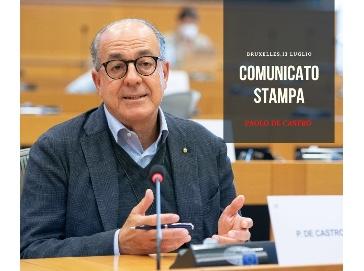 Agroalimentare, De Castro: rilanciare politica UE di promozione