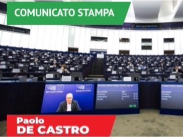 Farm To Fork, De Castro - Picierno: Parlamento UE rimette al centro i nostri produttori