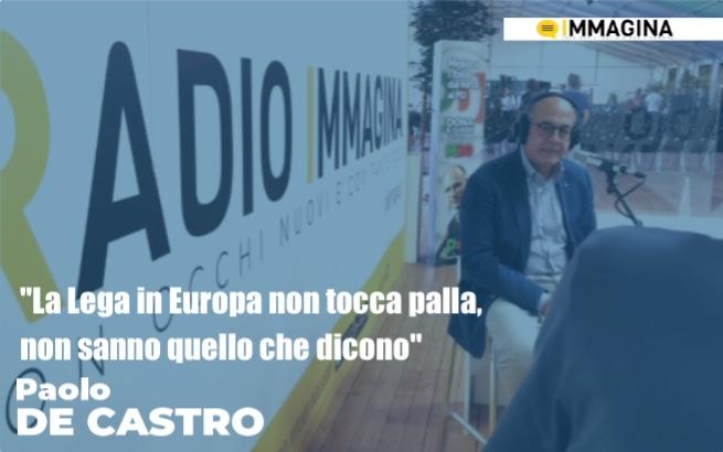 La mia intervista ai microfoni di Radio Immagina: