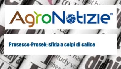 Prosecco-Prosek: sfida a colpi di calice