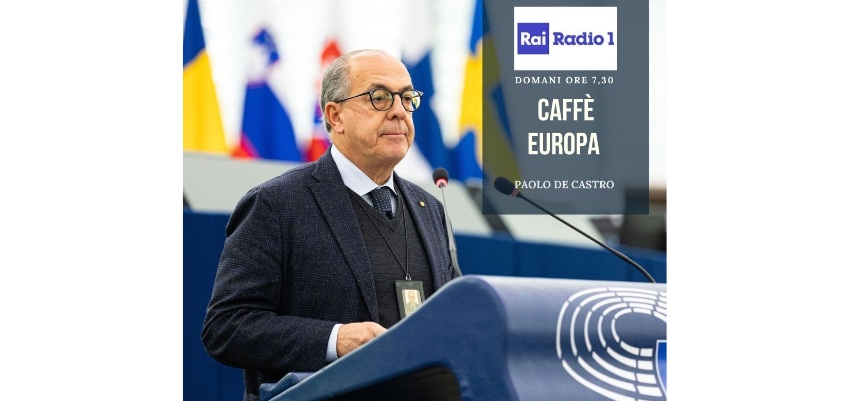 Caffè Europa - Radio Rai 1