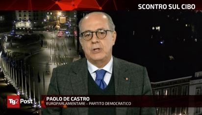 """Nutriscore, De Castro a TG2 Post: """"Condiziona e non informa. Italia sta costruendo un'alleanza che cresce giorno dopo giorno"""""""