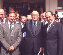 presidente della Repubblica G. Napolitano