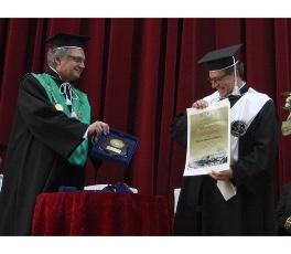 Laurea honoris causa in agraria e medicina veterinaria presso l'Università di Cluj-Napoca (RO)/2