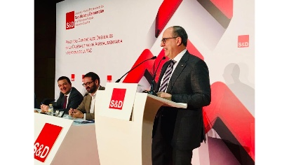 Giornata sulle pratiche commerciali sleali organizzata a Toledo dal gruppo dei Socialisti e Democratici del Parlamento Europeo