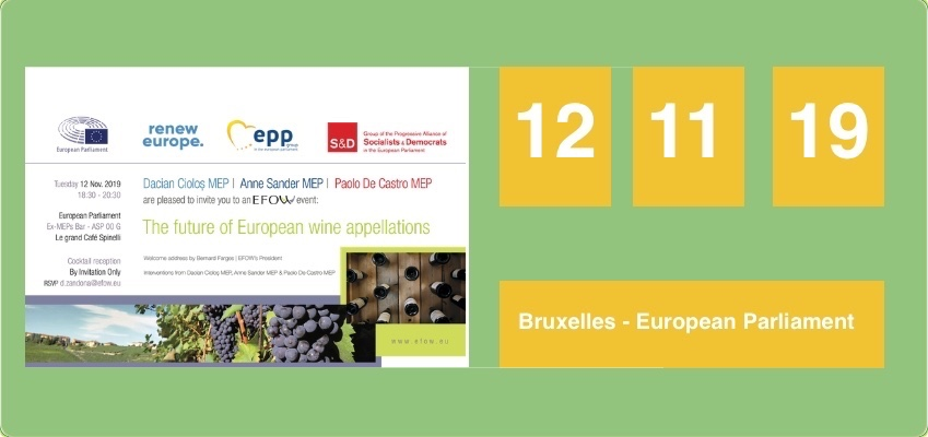 The future of European wine appellations