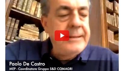 Intervento Comagri su dichiarazione Commissario per misure crisi coronavirus