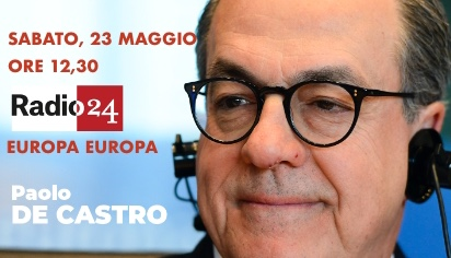 RADIO 24 -  'Europa Europa'