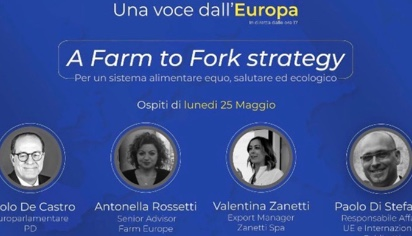 A Farm to Fork strategy